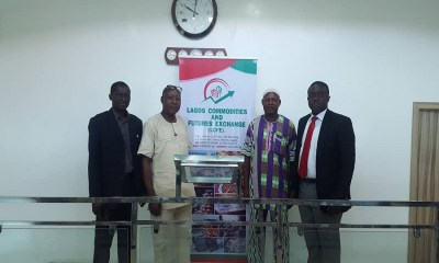 Lagos Commodities and Futures Exchange
