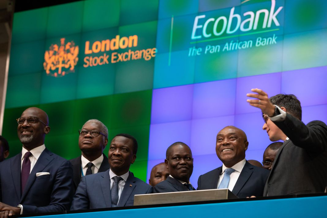 London Stock Exchange- Ecobank Transnatonal