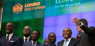 London Stock Exchange- Ecobank Transnatonal