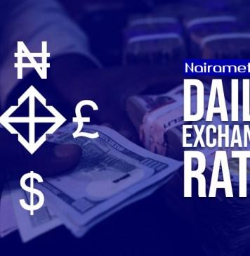 Forex, NIGERIA: Daily Parallel Market Exchange Rate