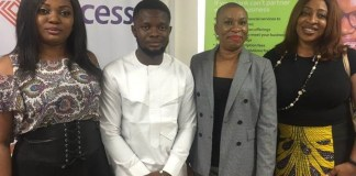 Access Bank and She Leads Africa Training