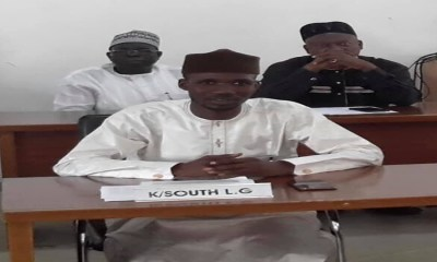 Kaduna State Governor Nasir El-Rufai and Kaduna South Local Government Chairaman, Jarimi Kabeer, Nigeria's 2019 budget, Buhari's Ministerial list, Buhari releases Ministers list