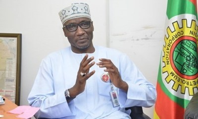 Mele Kyari, NNPC, NNPC spends estimated N33.60/litre on petrol subsidy, NNPC vows to be transparent, set to publish details of petroleum product supplies , OML 119: NNPC record 14 bids for development of oil well, This NNPC initiative aims to solve the problem of tanker explosions , Fluctuations of oil price threatening Nigerian content development — NNPC , Lagos pipeline leak contains water, not petrol- NNPC