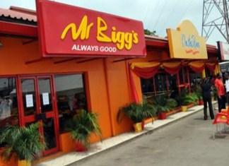 Mr. Biggs restuarants in Nigeria, Mr. Biggs resturant address in Nigeria, Mr. Biggs office, Quick Service Restuarants in Nigeria