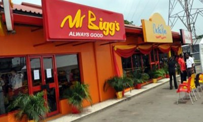 Mr. Biggs restuarants in Nigeria, Mr. Biggs resturant address in Nigeria, Mr. Biggs office, Quick Service Restuarants in Nigeria