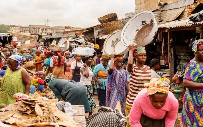 2019 Global Multidimensional Poverty Index, Poor Nigerians, MPI