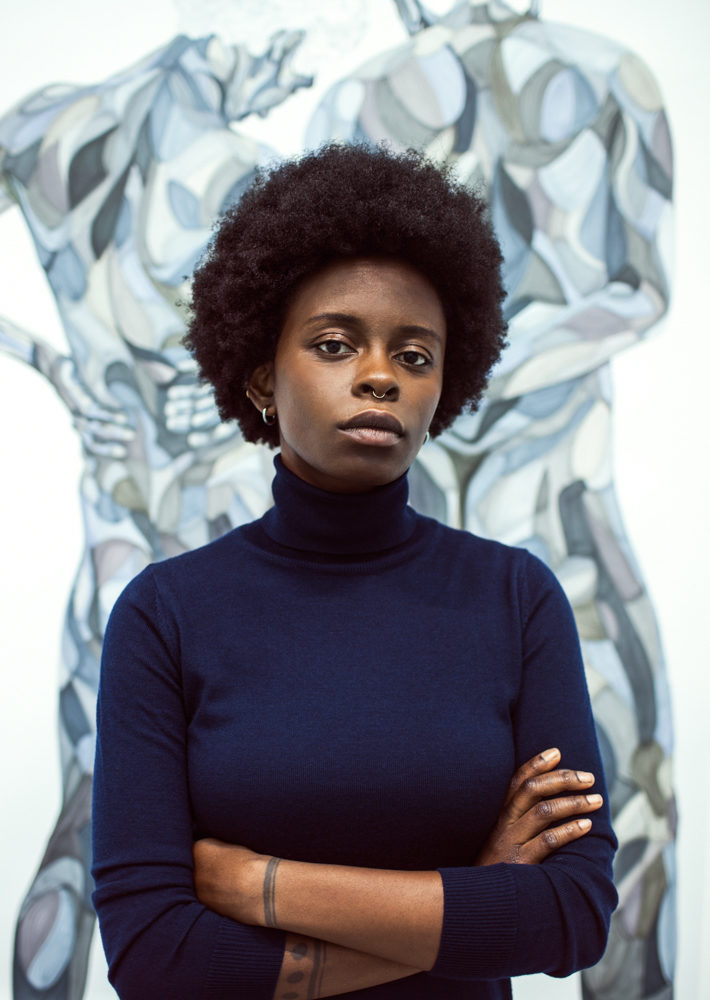 Toyin Odutola sales art for N215m