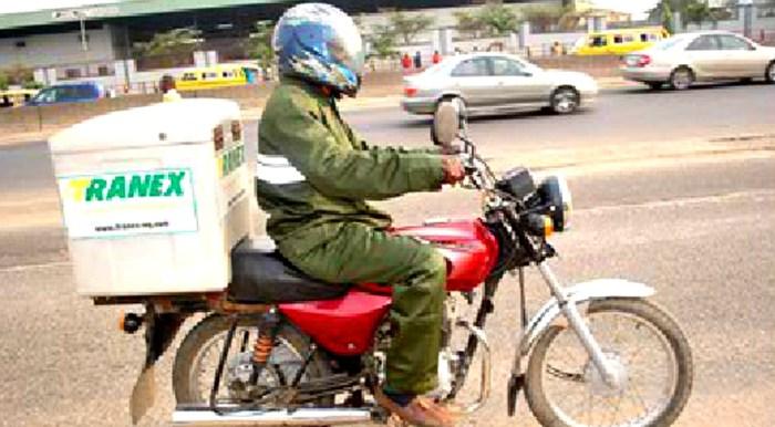 Tranex rider