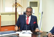Zenith Bank GMD and CEO Mr. Ebenezer Onyeagwu