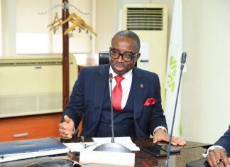 Zenith Bank GMD and CEO Mr. Ebenezer Onyeagwu