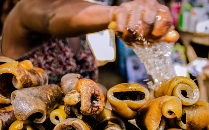 NAFDAC seals ponmo factories using corpse chemicals for preservation