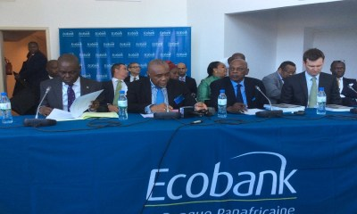 Arise BV becomes shareholder in Ecobank with 14.1% stake