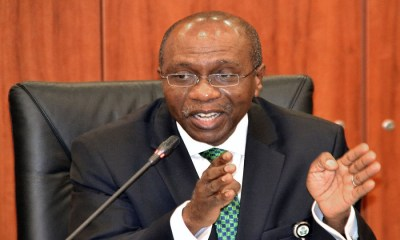 CBN, GTBank, CBN disagrees with IMF, says land border closure boosting local production, Border closure: Emefiele says Benin, others must engage Nigeria before borders are reopened , bvn 2.0, CBN reveals banks' foreign assets rise to N14.19 trillion in 2019