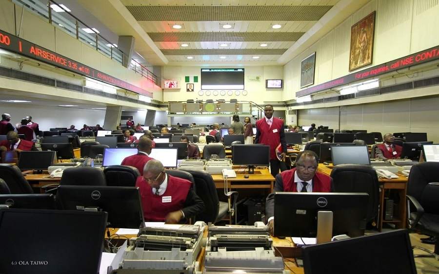Nigerian Stock Market ends Wednesday's trading session in positive territory