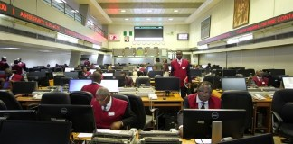Governor Fayemi explores investment options with the capital market, Nigerian Stock Exchange