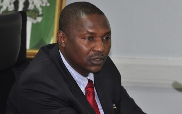 FG, malami, $9bn fine is a scam - Federal Government