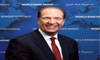 CCECC World Bank blacklisted CCECC, 5 other Chinese firms, World BankcriticisesCBN's support forundercapitalisedbanks,lending directive, loans for MSMEs