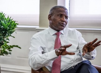Aliko Dangote, Alhaji Aliko Dangote has lauded President Muhammadu Buhari over the formation of the Economic Advisory Council