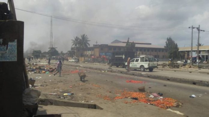 Ethnic clash in Ile-Epo market poses consumers' threat