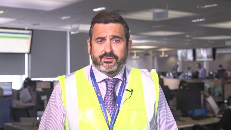 British Airways Pilots strike over pay disputes