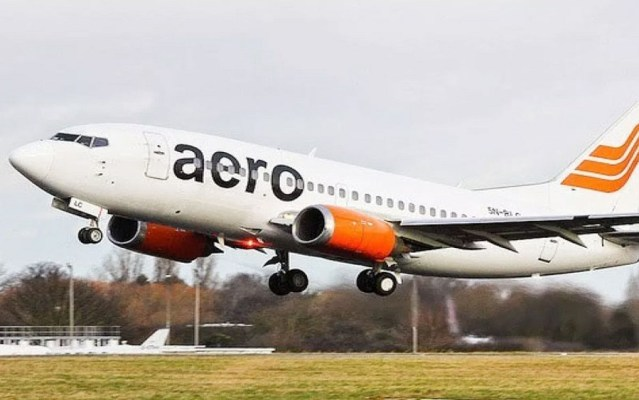 Aero Contractors to begin flight operations to Benin