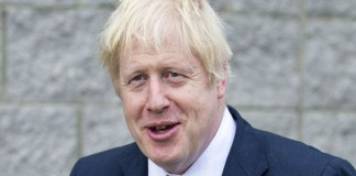 Boris Johnson, United Kingdom