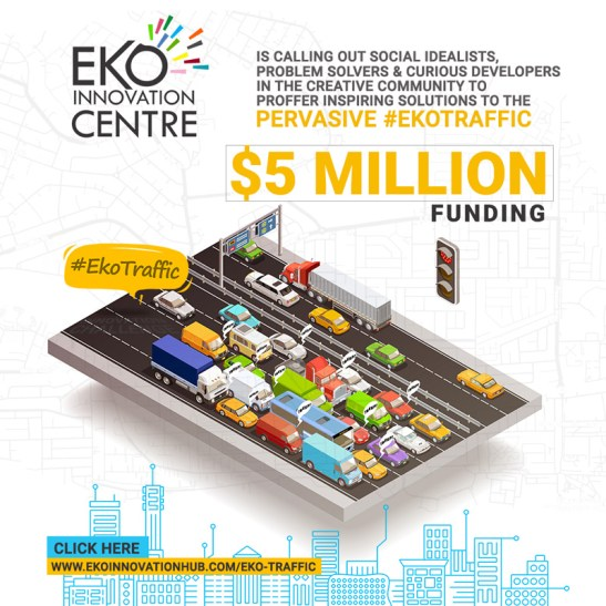 #Ekotraffic hashtag was created and it trended heavily, viewed over 48 million times across Nigeria by over 12 million tweeps