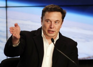Survey unveils Elon Muskas themost inspirational leader in tech