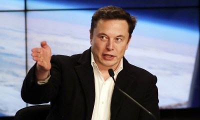 Survey unveils Elon Muskas themost inspirational leader in tech, FG begs Elon Musk's Tesla for ventilators over rising coronavirus cases in Nigeria, Why And How Elon Musk Lost $8bn ThisWeek