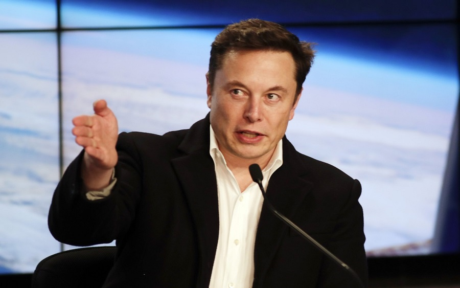 Survey unveils Elon Musk as the most inspirational leader in tech , FG begs Elon Musk's Tesla for ventilators over rising coronavirus cases in Nigeria