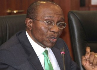 CBN advances ban on food imports , Emefiele