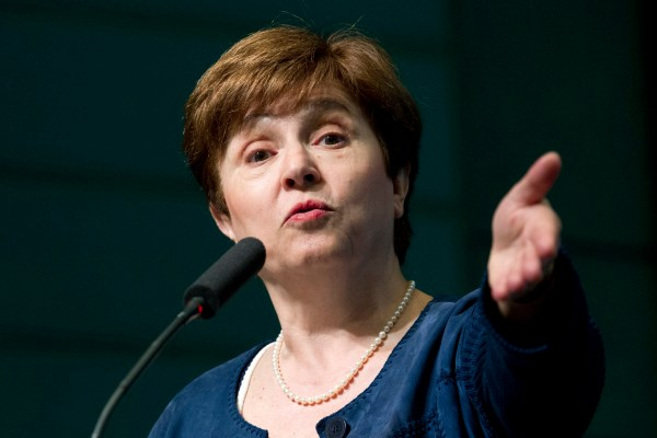 Kristalina Georgieva, IMF boss hints at 'synchronized slowdown' in global growth , IMF: 40% of African countries can't pay back their debts , Nigeria worse off, posts grows lower than LIDC benchmark - IMF
