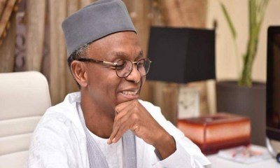 Nasir El Rufai, Milk production, El Rufai, El-Rufai opens Kaduna state borders, Nigeria's tax potentials remain untapped- Governor El-Rufai