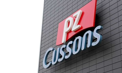 Alexander Goma resigns from PZ Cussons as Executive Director , PZ Cussons announces the retirement of CEO, appoints new one, PZ defies COVID-19 as revenue increased by 18.3% between June and August 2020