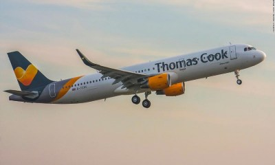 Thomas Cook: 70 planes to repatriate 16,000 people to UK