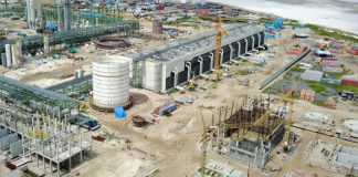 Dangote refinery rules out 2020, as refinery get new operationdate, Dangote Refinery to export products to Europe, South America, others, Dangote Refinery takes delivery of crude oil distilling equipment from China