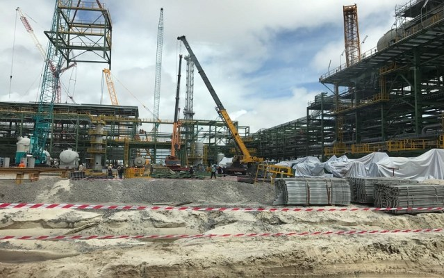 Dangote refinery rules out 2020, as refinery get new operation date