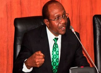 Lenders increase unsecured loans to households in Q3 2019 - CBN , CBN intervenes with $8.28 billion to defend Naira , CBN sets up committee to recover N36 billion credit facility, CBN bars individuals, start-ups from trading treasury bills , Border Closure: CBN disburses over N171 billion on food initiative - Emefiele