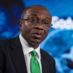 CBN OMO ban could give stocks a much-needed boost , CBN's N132.56 billion T-bills auction records oversubscription by 327% , Nigeria pays $1.09 billion to service external debt in 9 months , Implications of the new CBN stance on treasury bill sale to individuals, Digital technology and blockchain altering conventional banking models - Emefiele  , Increasing food prices might erase chances of CBN cutting interest rate   , Customer complaint against excess/unauthorized charges hits 1, 612 - CBN , CBN moves to reduce cassava derivatives import worth $600 million  , Invest in infrastructural development - CBN Governor admonishes investors , Credit to government declines, as Credit to private sector hits N25.8 trillion, CBN sets N10 billion minimum capital for Mortgage firms, CBN sets N10 billion minimum capital for Mortgage firms , Why you should be worried about the latest drop in external reserves, CBN, Alert: CBN issues N847.4 billion treasury bills for Q1 2020 , PMI: Nigeria's manufacturing sector gains momentum in November, CBN warns high foreign credits could collapse Nigeria's economy, predicts high poverty, CBN, Bankers Committee move to revive National Theatre with N25 billion , Nigeria's 3.46 trillion fiscal deficit a source of concern – MPC Member , CBN says Nigerian banks assets and liabilities is now at N41.42 trillion , BVN: CBN to link 100 million banks accounts through proactive means, Foreign reserves drops $4.45 billion, edges closer to $30 billion devaluation benchmark, Payment system framework: CBN provides guidelines to address systemic risk, others, CBN retains Loan to Deposit Ratio at 65% as against increment to 70% , Federal High Court could jail Emefiele over $53 million judgment debt, CBN strongly denies establishing a poultry farm to support its monetary policies, Analysts explain when, why CBN could devalue naira by 5-10%, Banking: Surprise hike in CRR-Implications for banks, Agriculture: Suing ABP beneficiaries; A wild goose chase? , CBN lists major constraints affecting businesses, as borrowing rates projected to rise, CBN's N287.8 billion T-bills auction records oversubscription, as rates fall marginally, CBN to give Niger Delta rice farmers single-digit loan , Naira and exchange rates