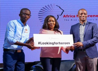 4 Nigerians out of 10 Africans make Jack Ma's $1m Netpreneur Prize