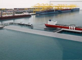 Why is Tolaramspending$1.1billion to construct West Africa's biggestport?