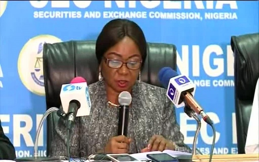 Like Oando, SEC investigates, SEC's e-dividend mandatecriticisedfor being difficult Lafarge Africa, Do not put all your eggs in one basket - SEC warns investors, E-Dividend:2.820 million investors enrolled on e-DMMS in Q3'19, SEC reaffirmscommitmentto promote Commodities Trading