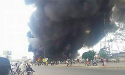 Reactions trail Onitsha fire as extent of damagesbecome clear