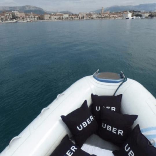Uber set to take advantage of Lagos waterways with UberBoat