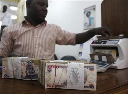 Nigerian bankers
