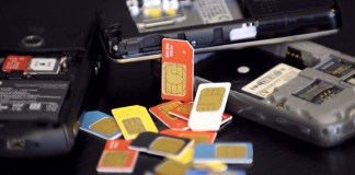 pre-registered sim cards