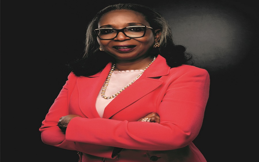 IWEC Foundation appoints FirstBank's Ibukun Awosika as new president of its Board of Directors