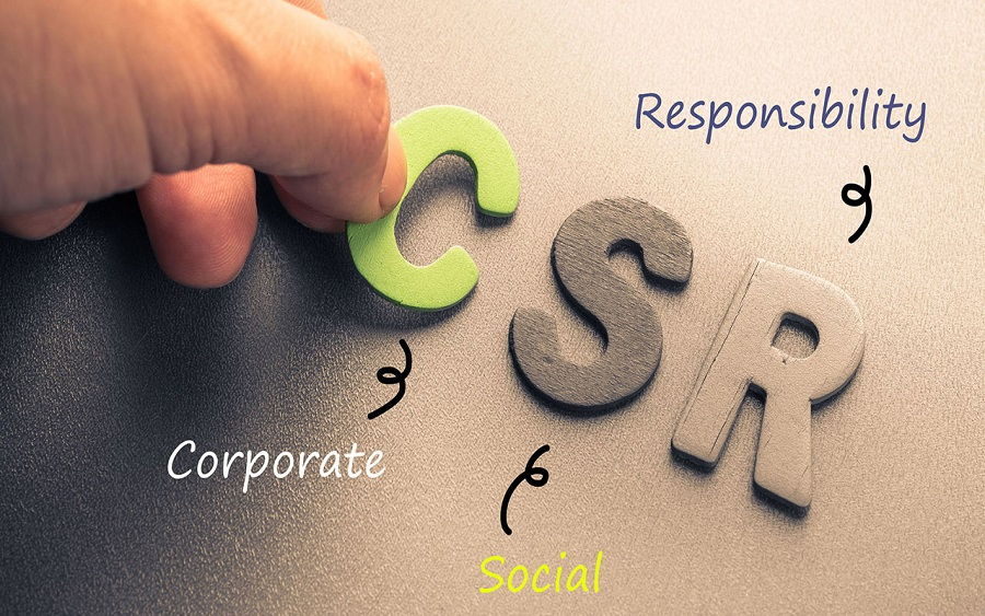 CSR: Creating Launchpad for societal growth