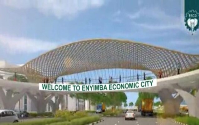 Enyimba Economic City: A tale of N500 billion and 625,000 jobs