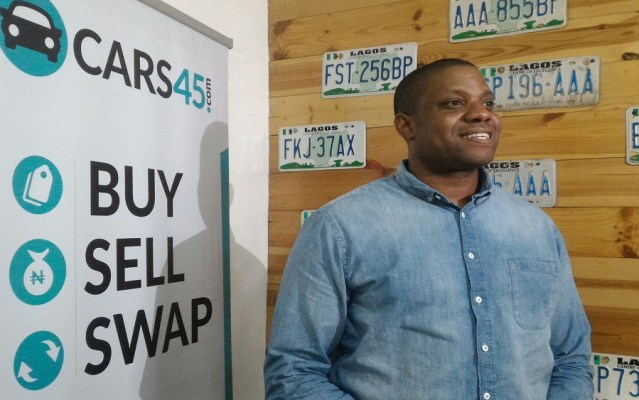 Lack of structure, bane to start-ups' growth - Cars45 CEO, Etop Ikpe
